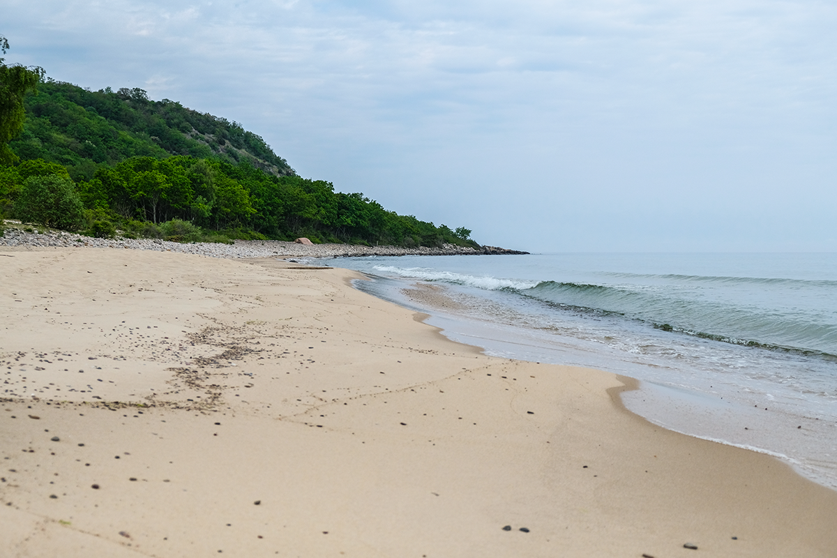 stenshuvuds strand