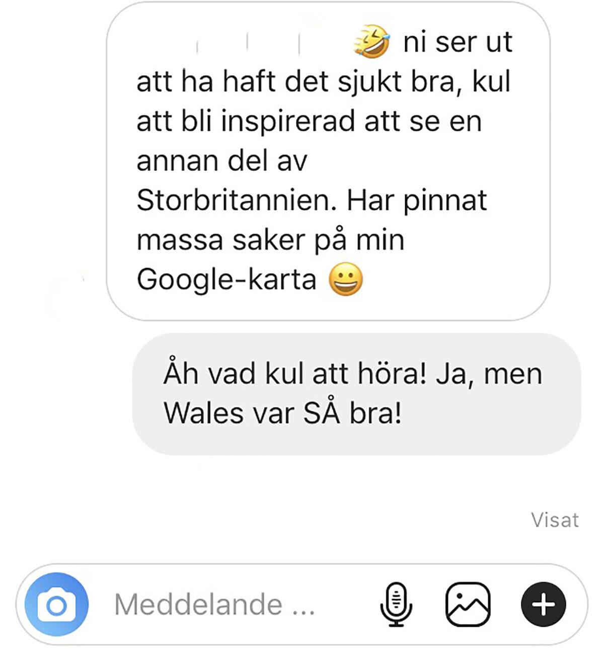 om wales