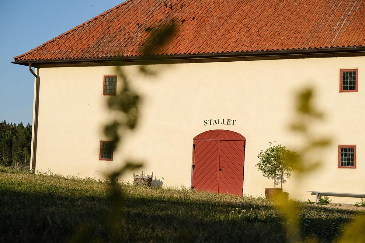 stallet Läckö slott