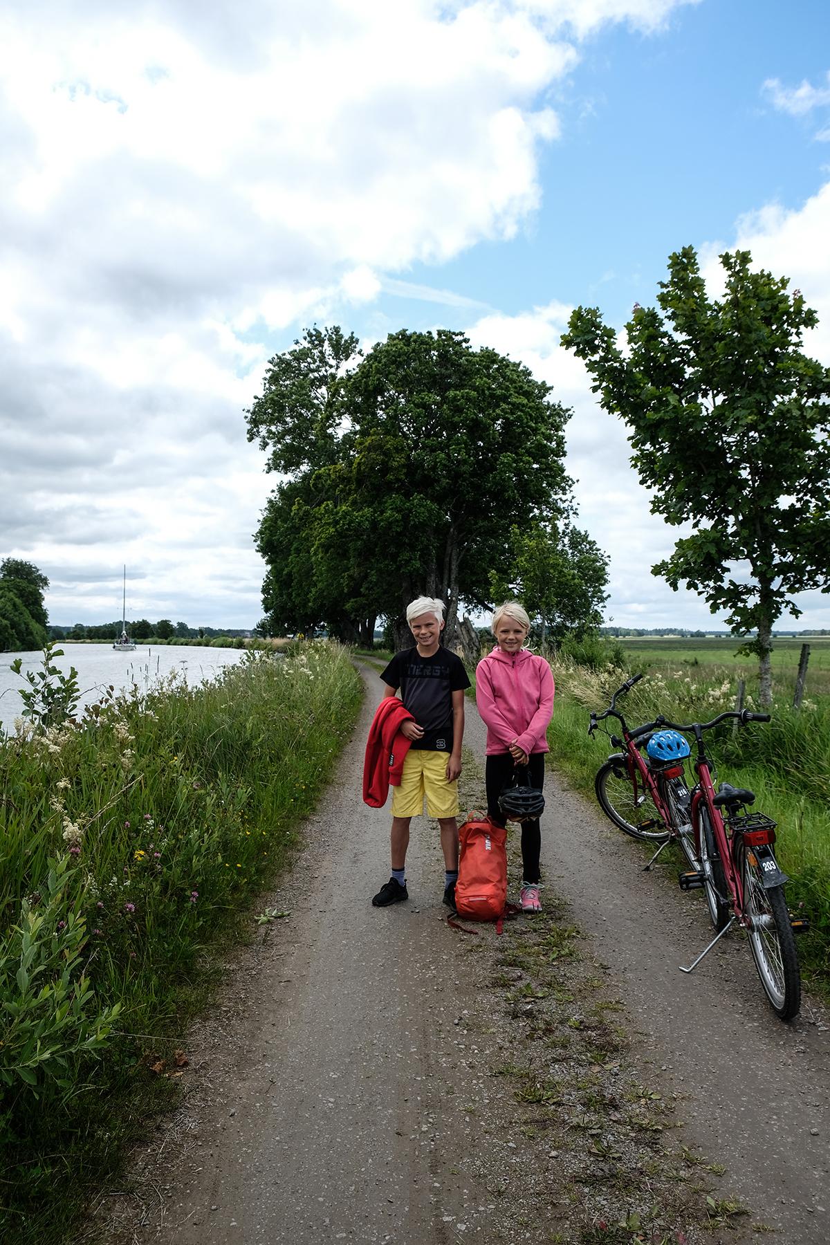 cykla göta kanal