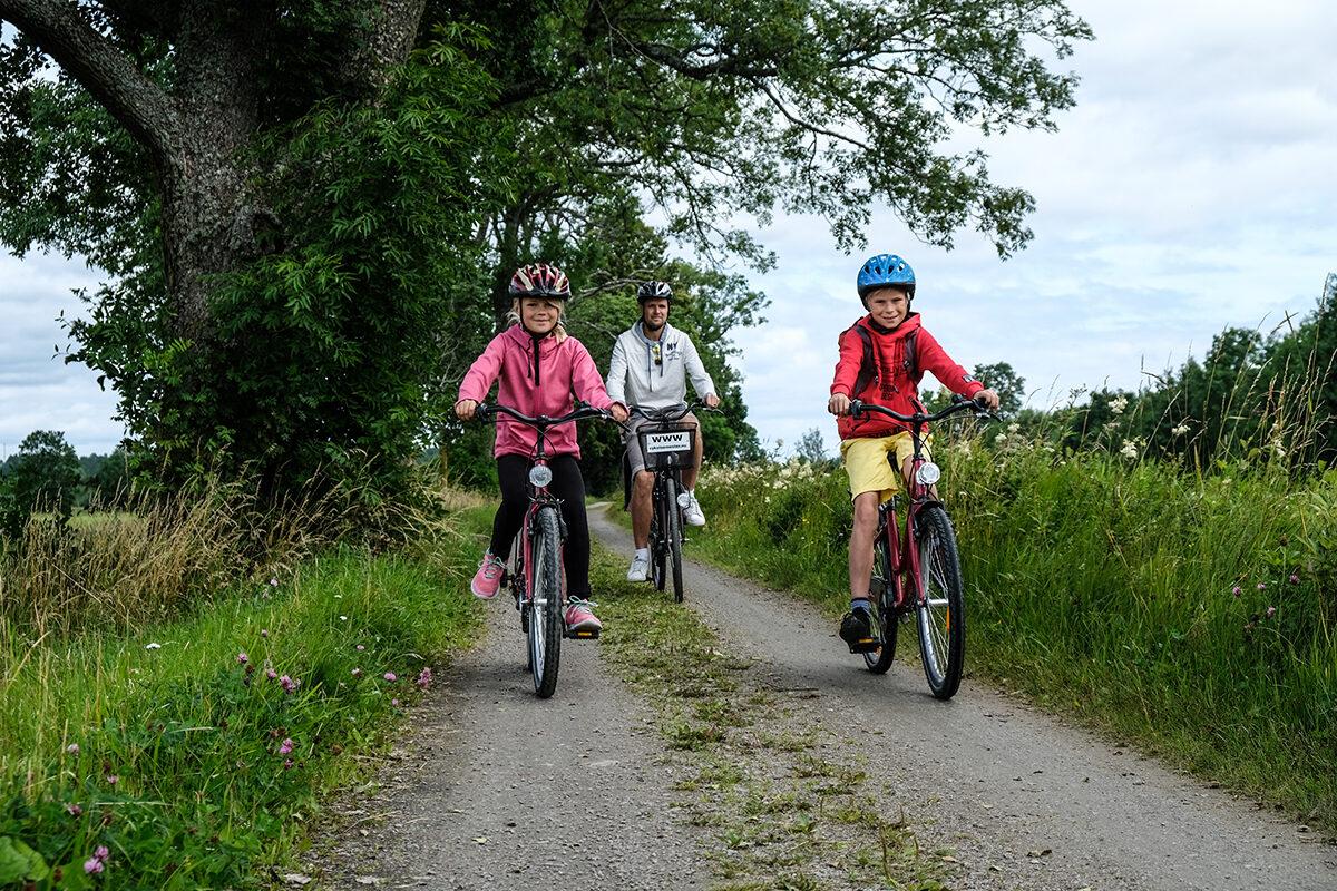 cykla längs göta kanal med barn5