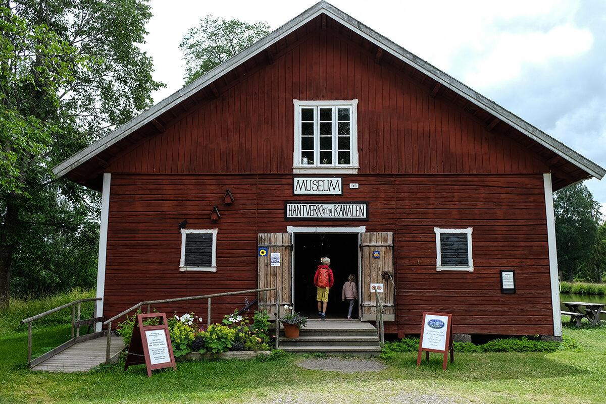 göta kanal museum