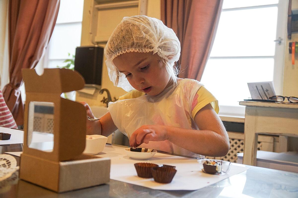 laima chocolate museum Riga