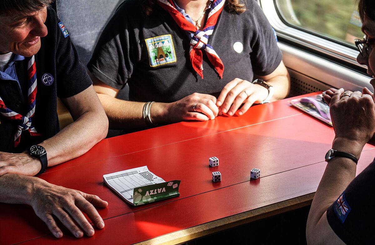 abisko train