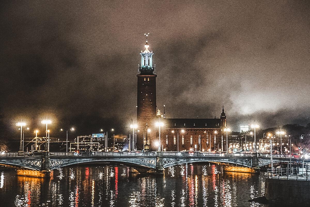 Sveriges bästa höststad stockholm