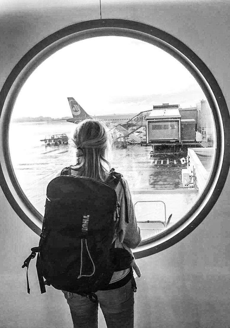 försenat flyg