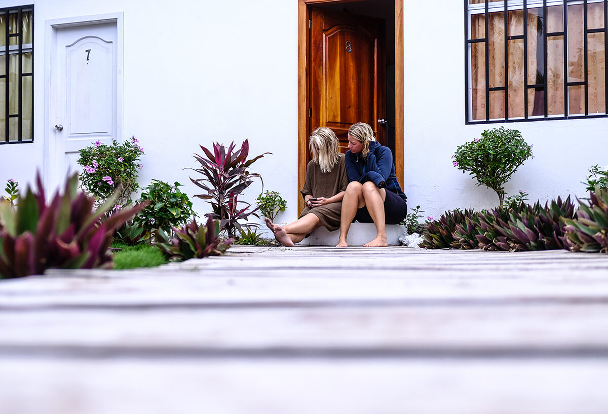 hotell la isabela Galapagos