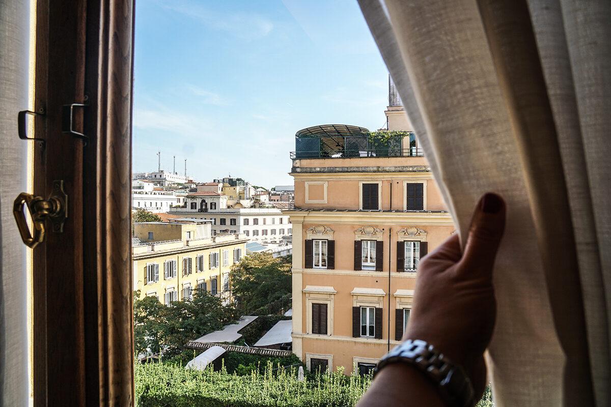 att resa till italien rom