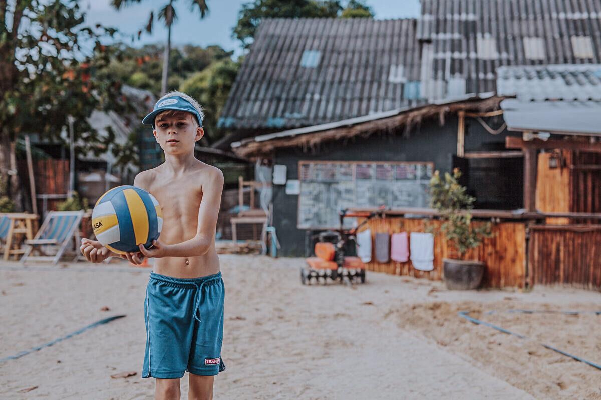 beachvolleyboll sportresor