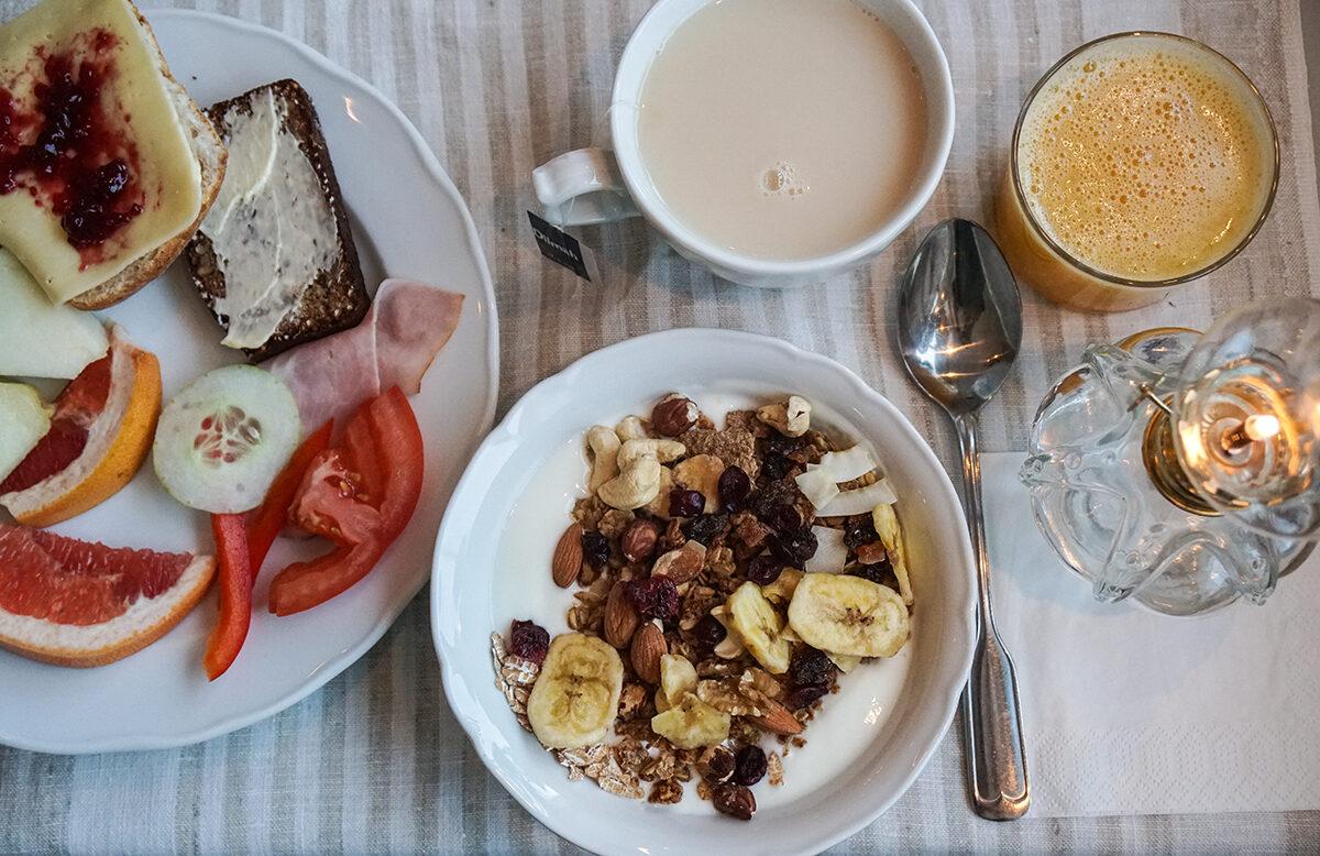 frukost båsenberga