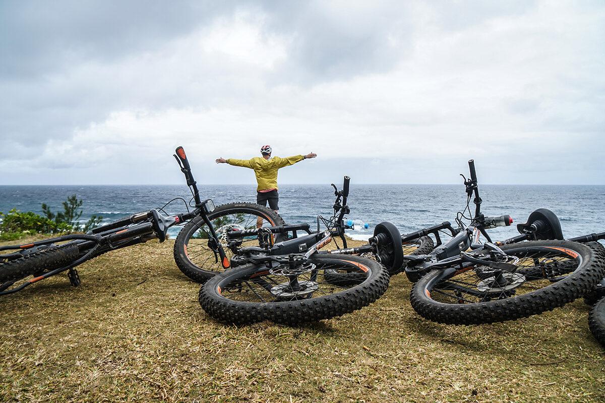 cykla på mauritius20