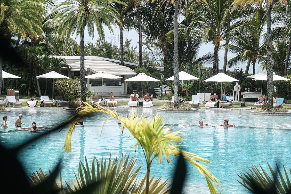 lyxhotell på mauritius