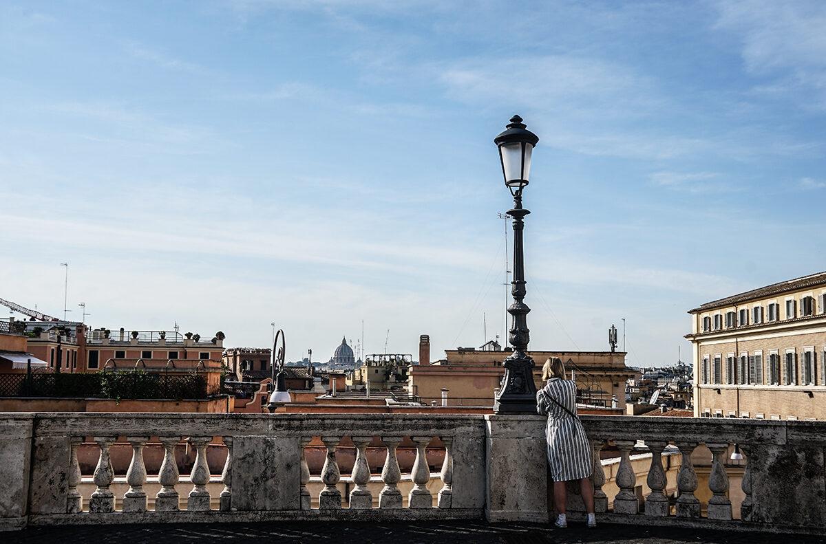 utsikt över rom