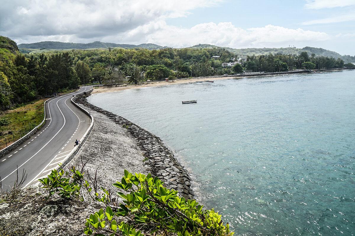 vägar på mauritius