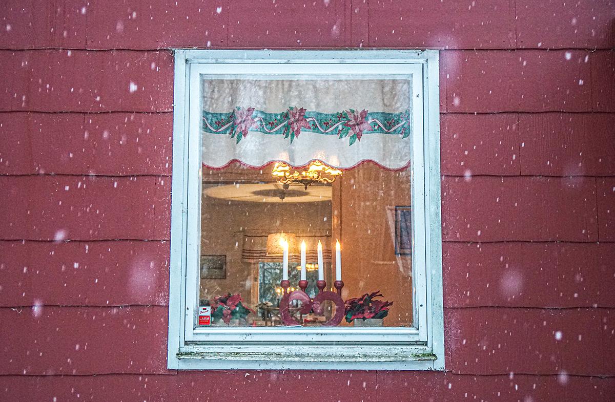 Fira jul i dalarna