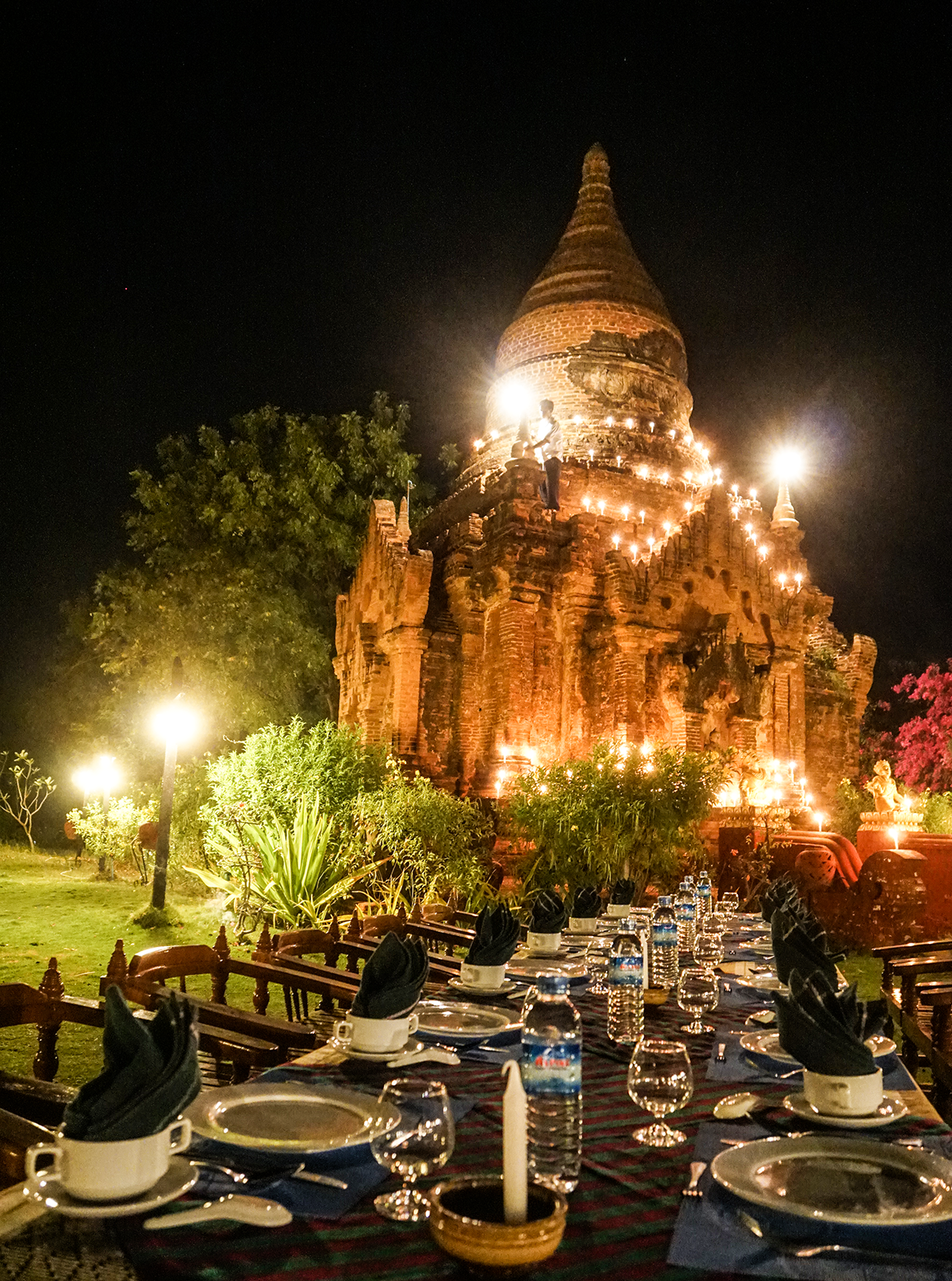 hotell bagan myanmar