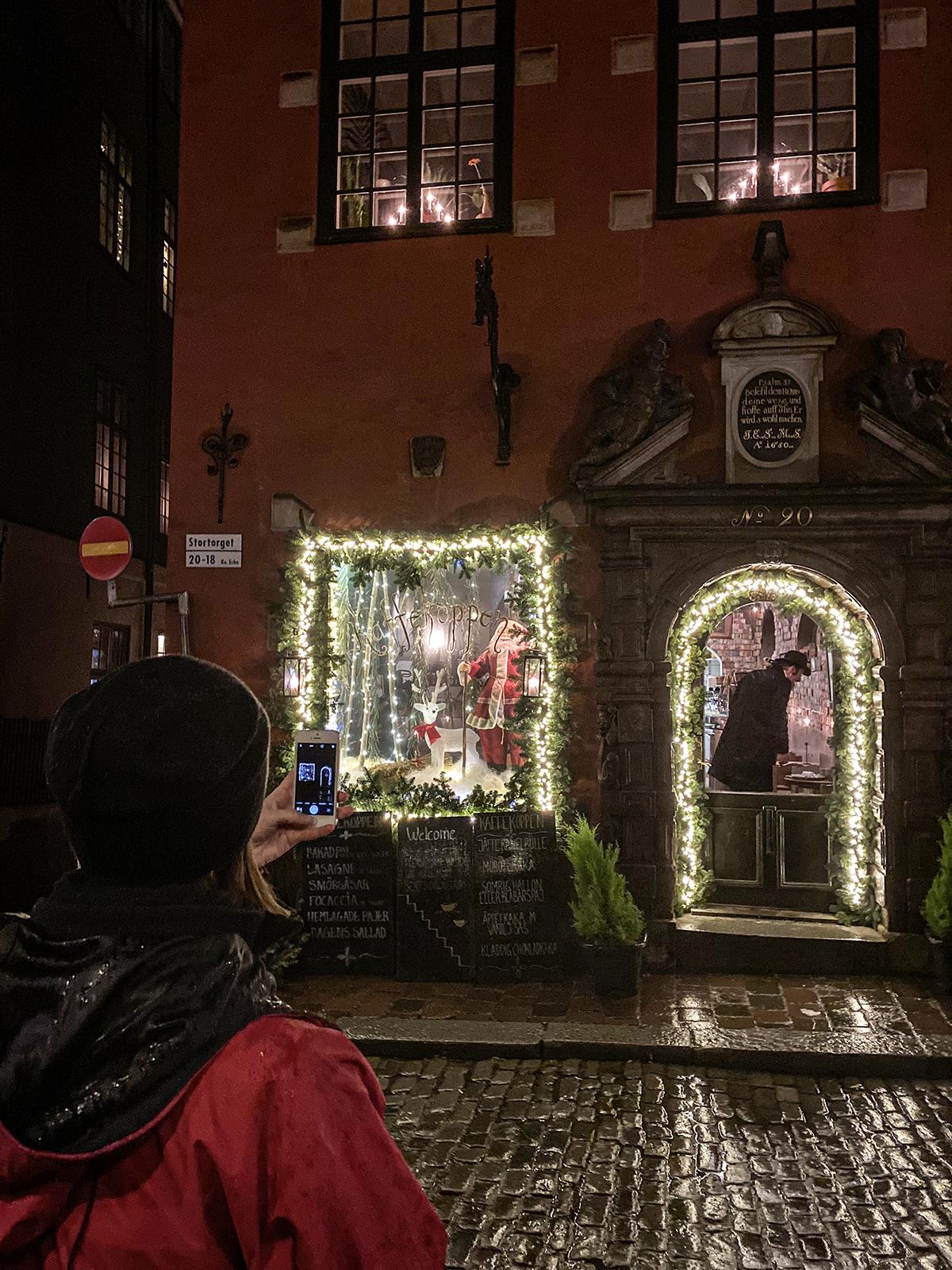 stockholm december