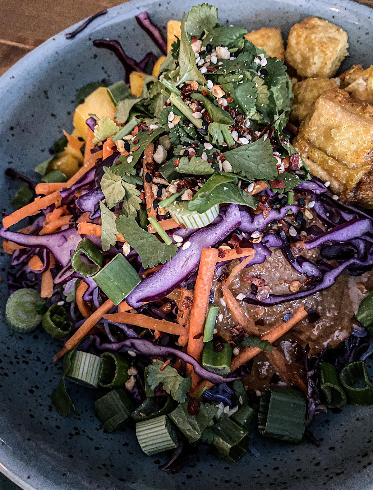 vegansk mat i stockholm