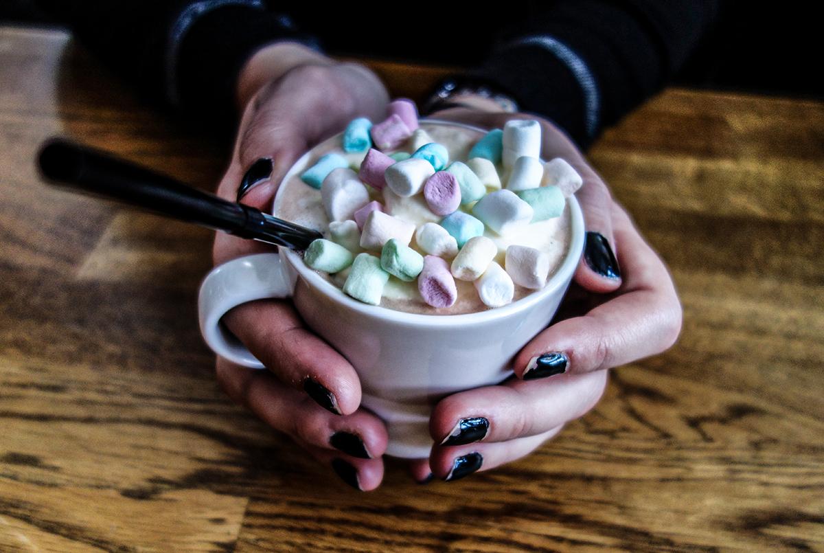 varm choklad