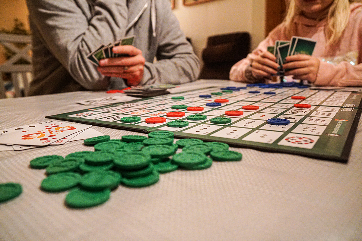 tips på familjespel