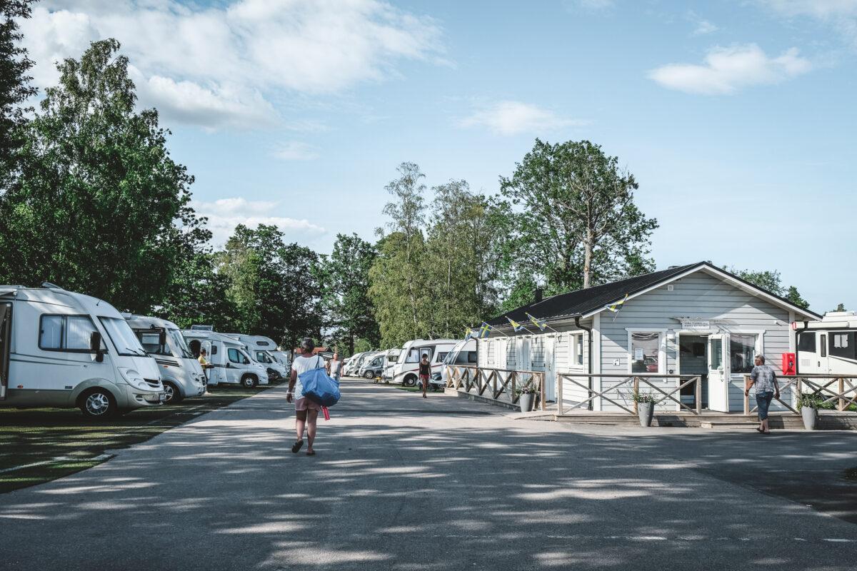 ursand resort och camping Vänersborg