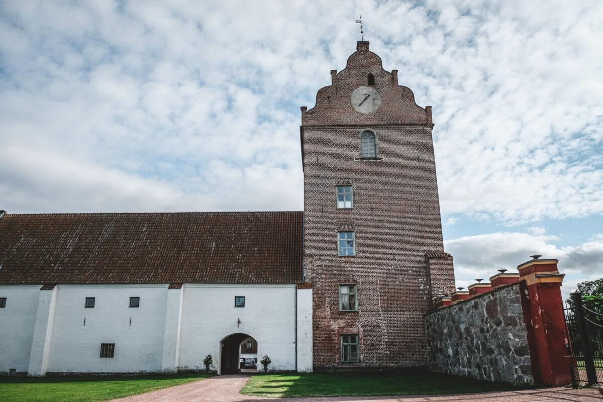 Bäckaskog slott - slott i Skåne