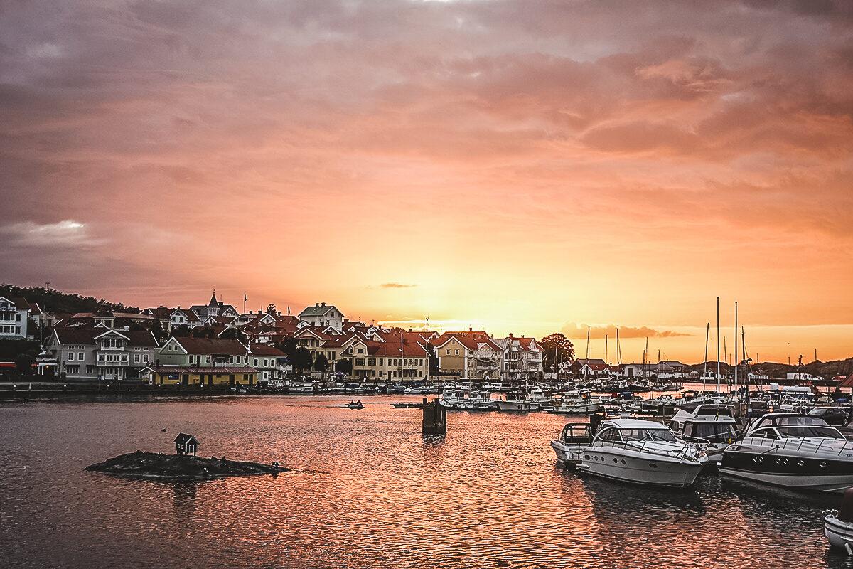 marstrand Sveriges vackraste stad