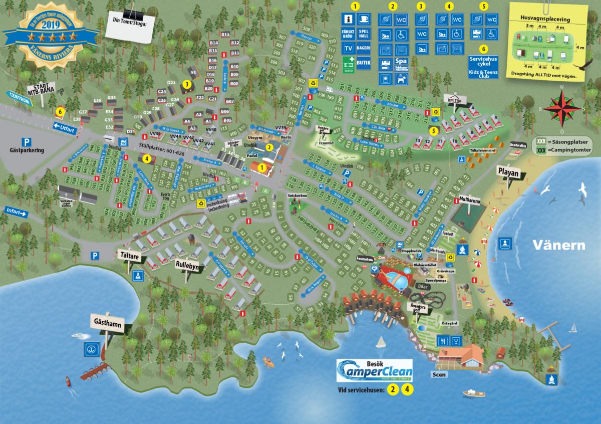 områdeskarta ursand
