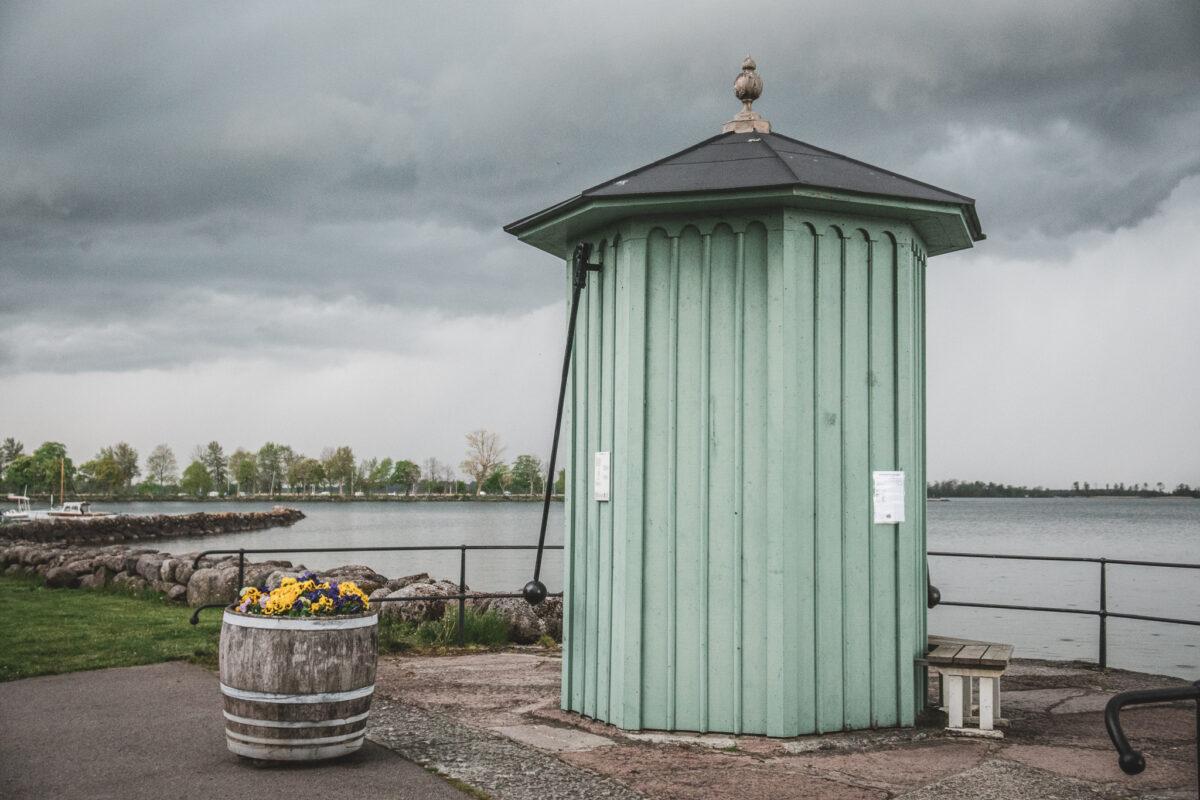 Vadstena pumphus
