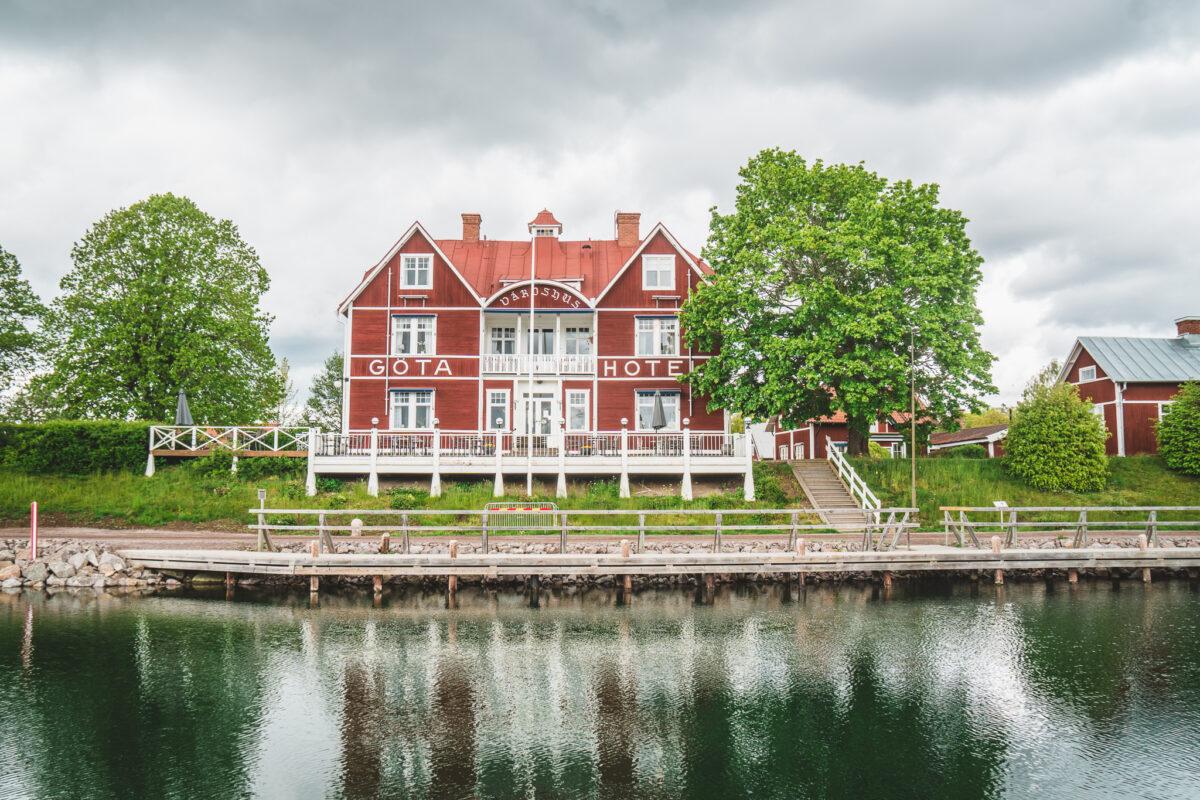 göta hotel borensberg