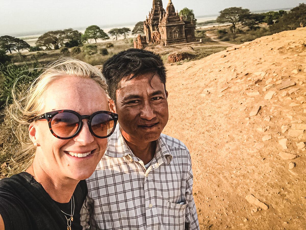 resa till myanmar