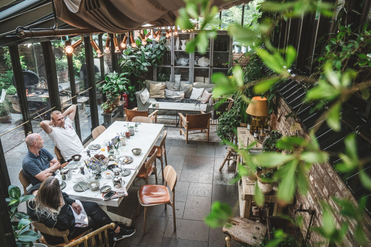 ett hem boutiquehotell Stockholm