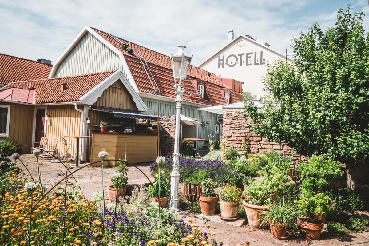 hotell Borgholm öland