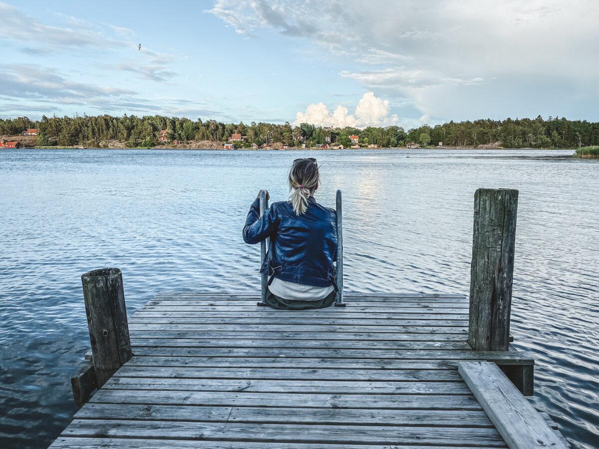 sommar i Nynäshamn