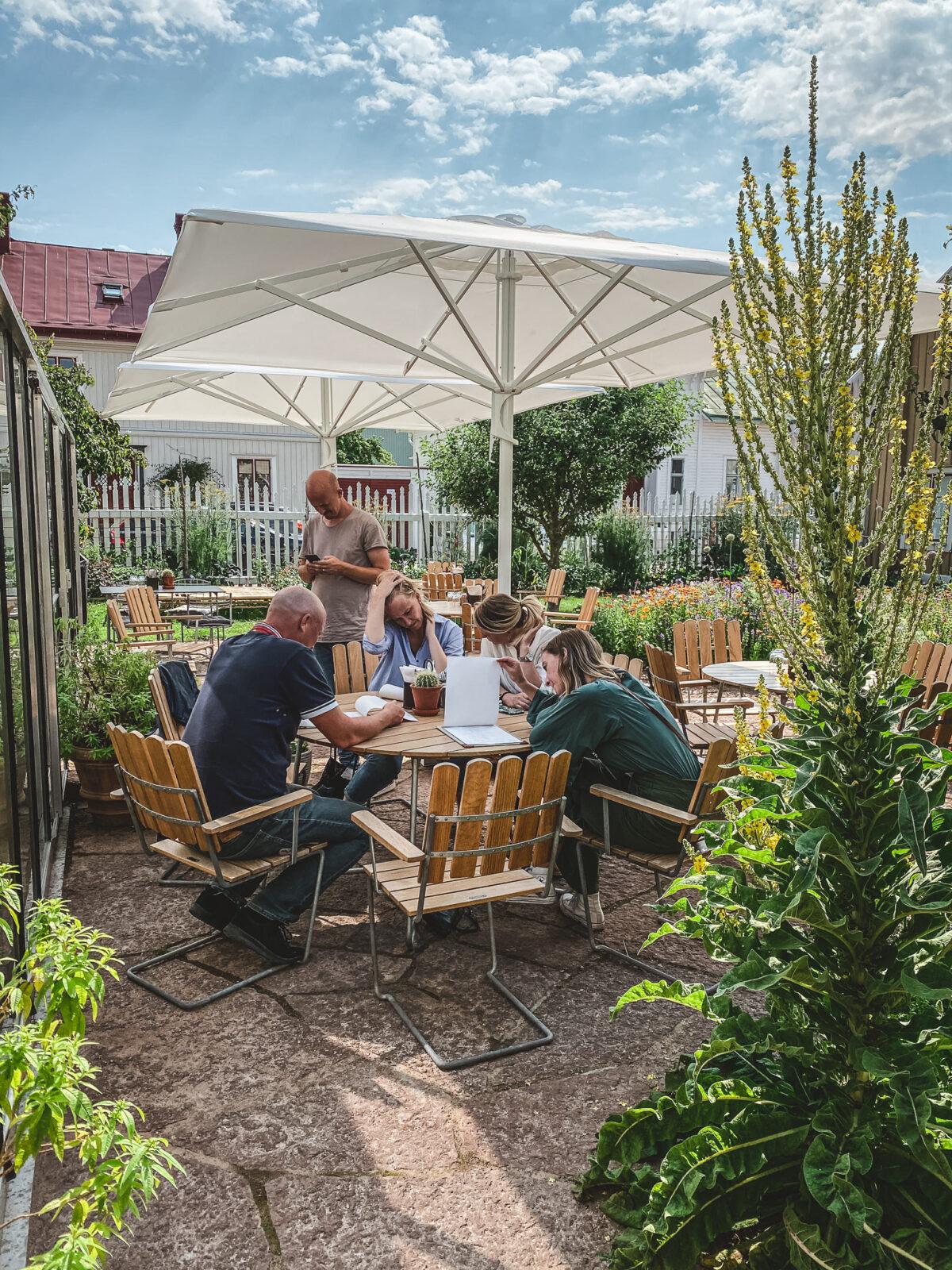 sommar öland Borgholm