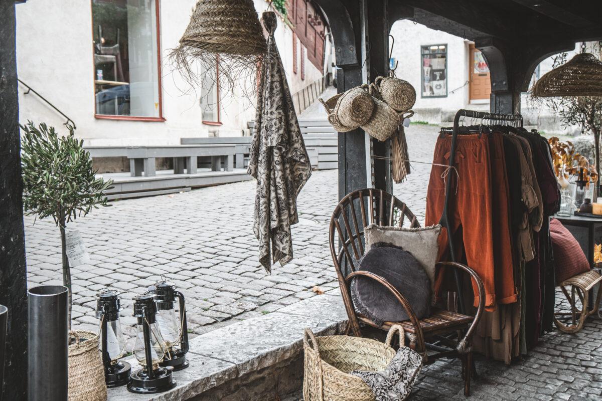 Visby gotland resa höst