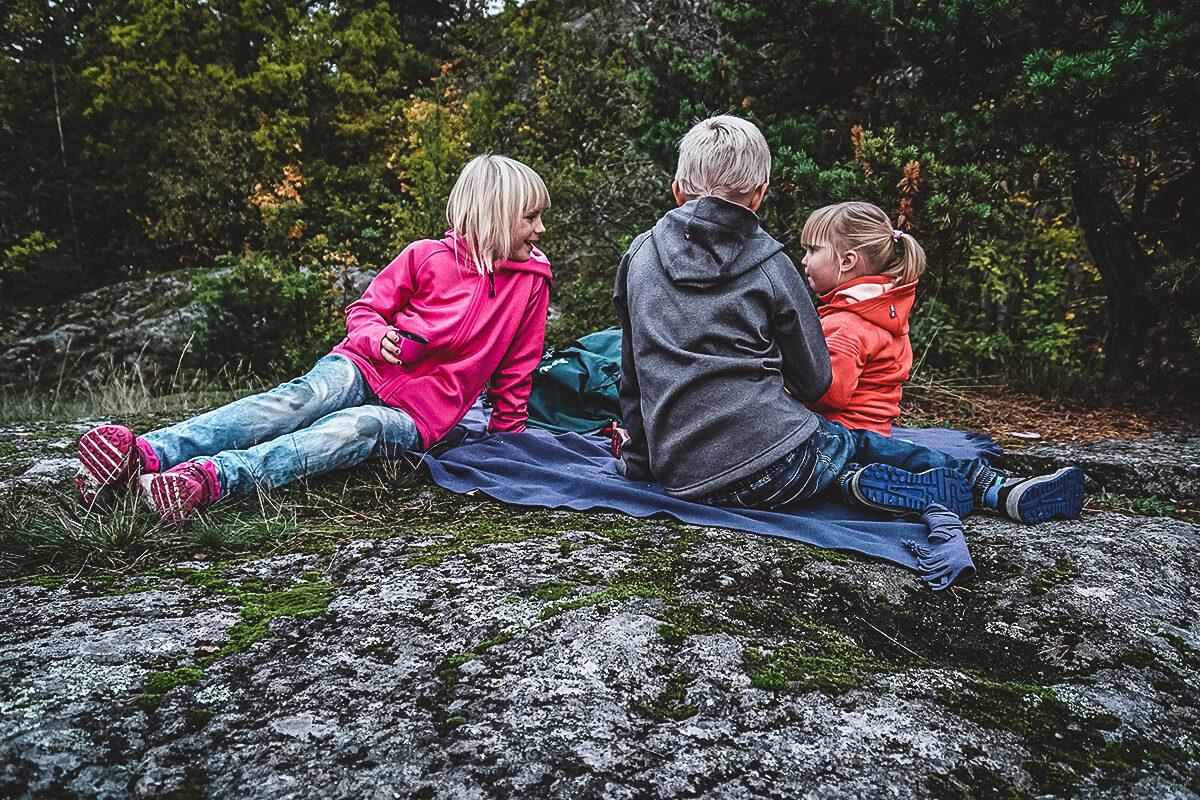 höstlov i sverige med barn