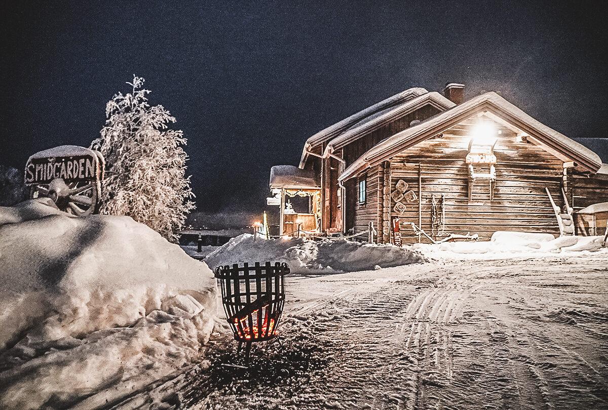 vinterresor sverige