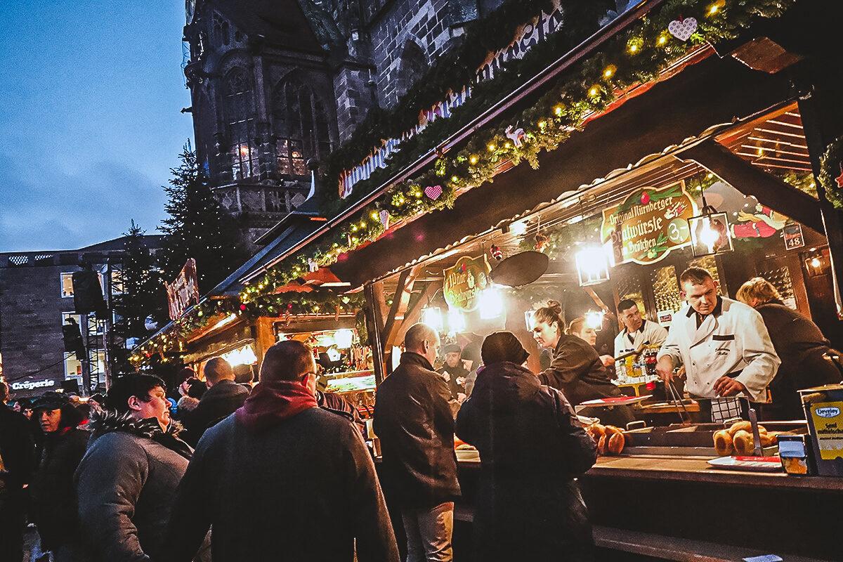 julen i tyskland