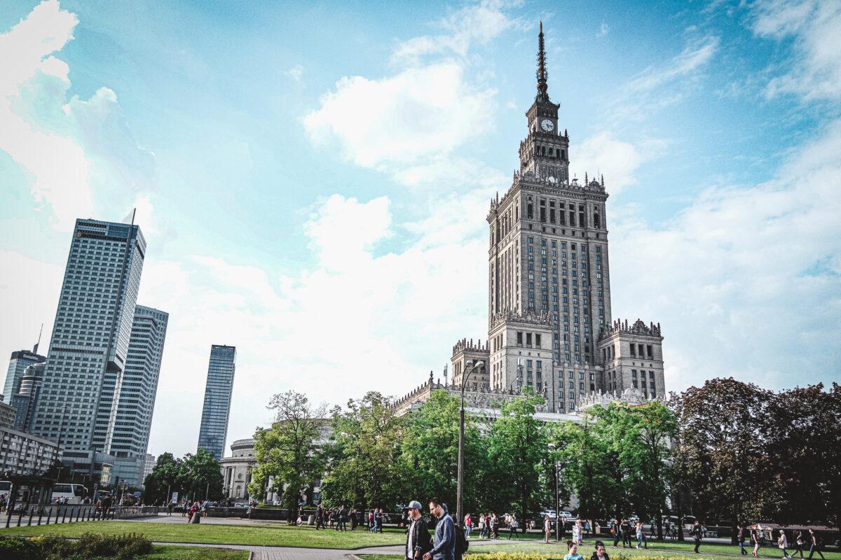 Tjejweekend till Polen