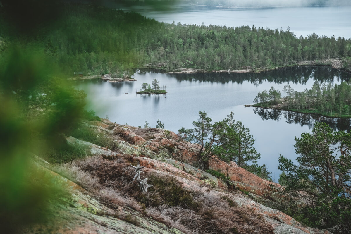 bucketlist för resor i Sverige höga kusten
