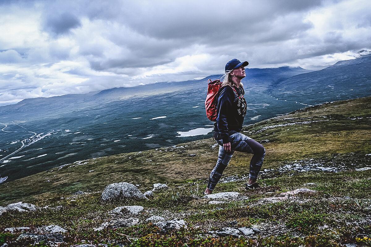 bucketlist för resor i Sverige abisko