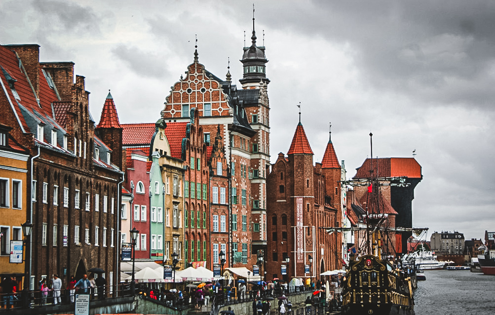 tjejweekend gdansk