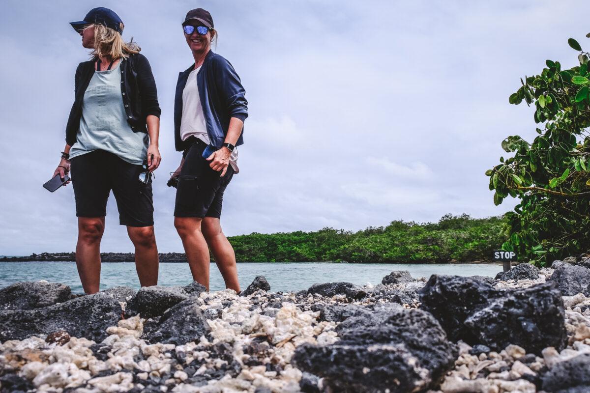 att resa till Galapagos