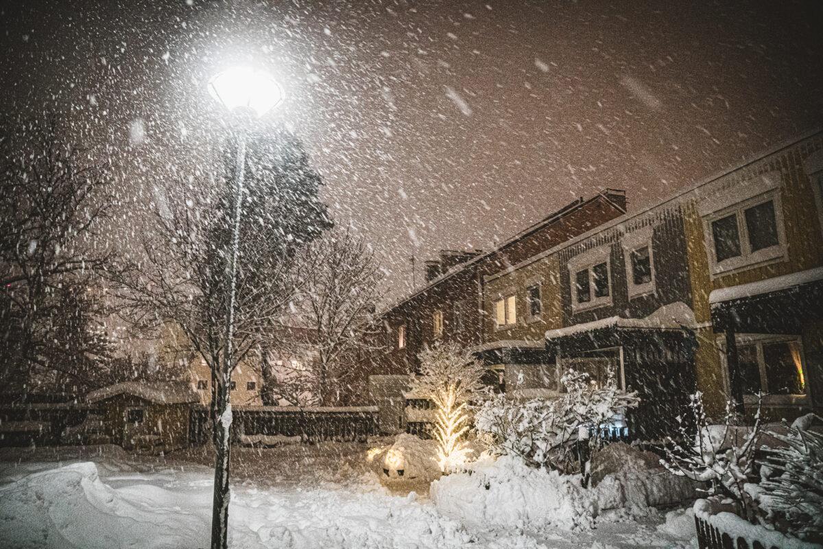 vinter nynäshamn