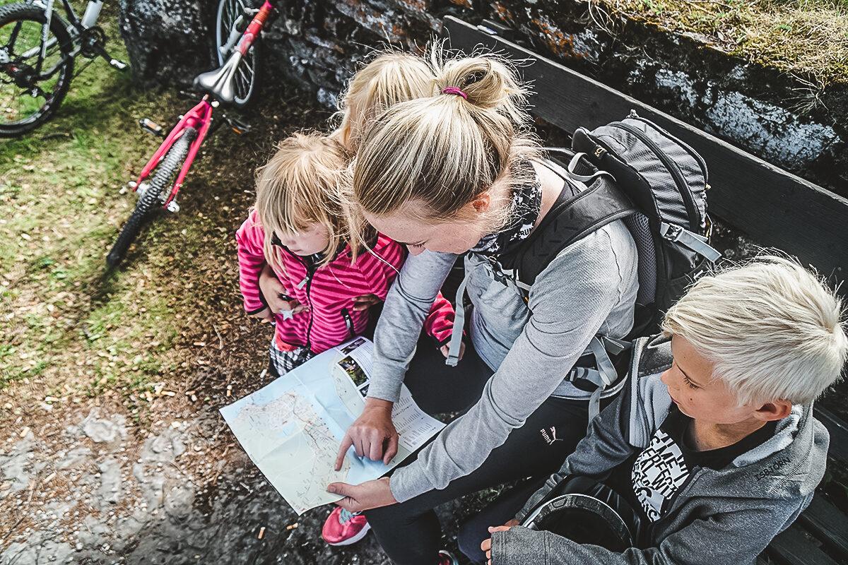 göra med barn i Jämtland