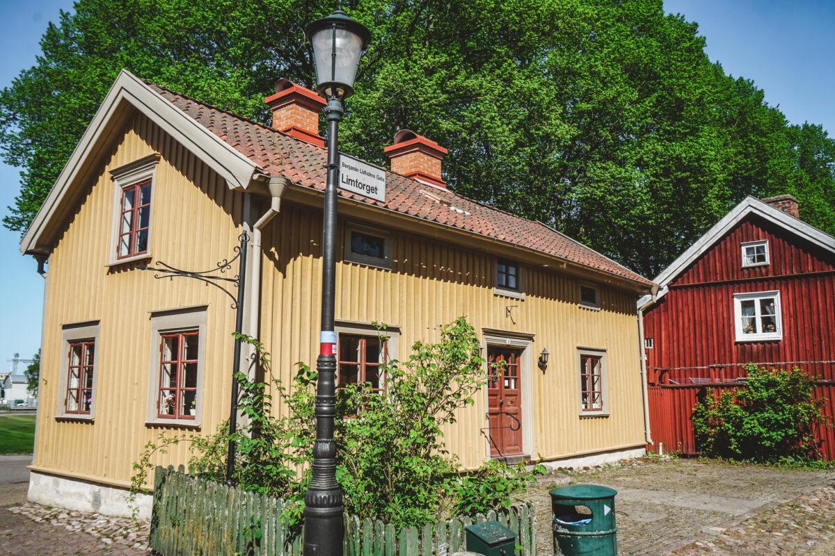 vandra biosfärleden Lidköping