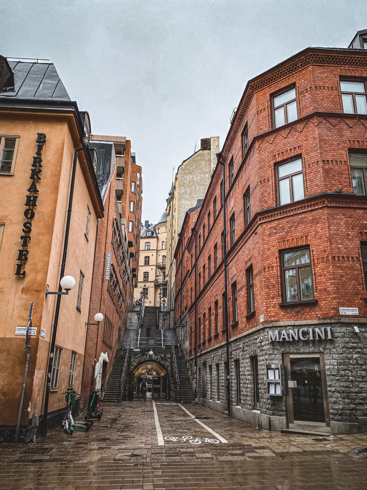 gata Stockholm