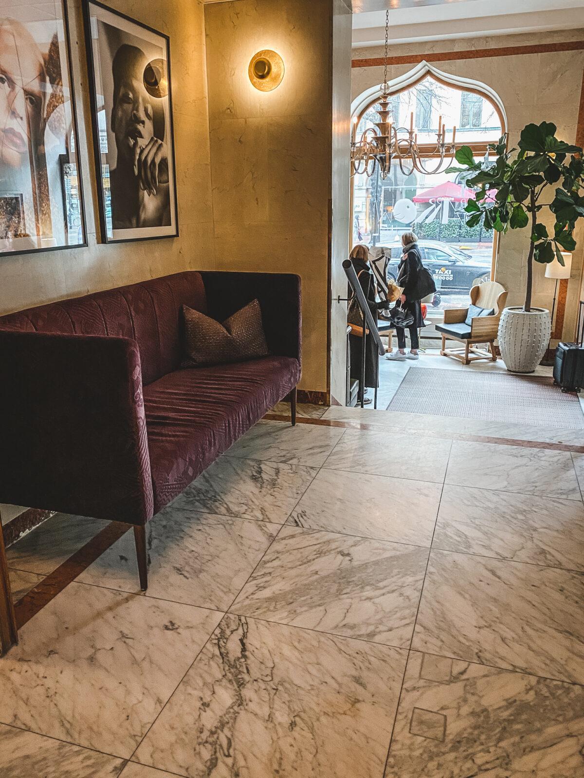 sparrow hotel stockholm
