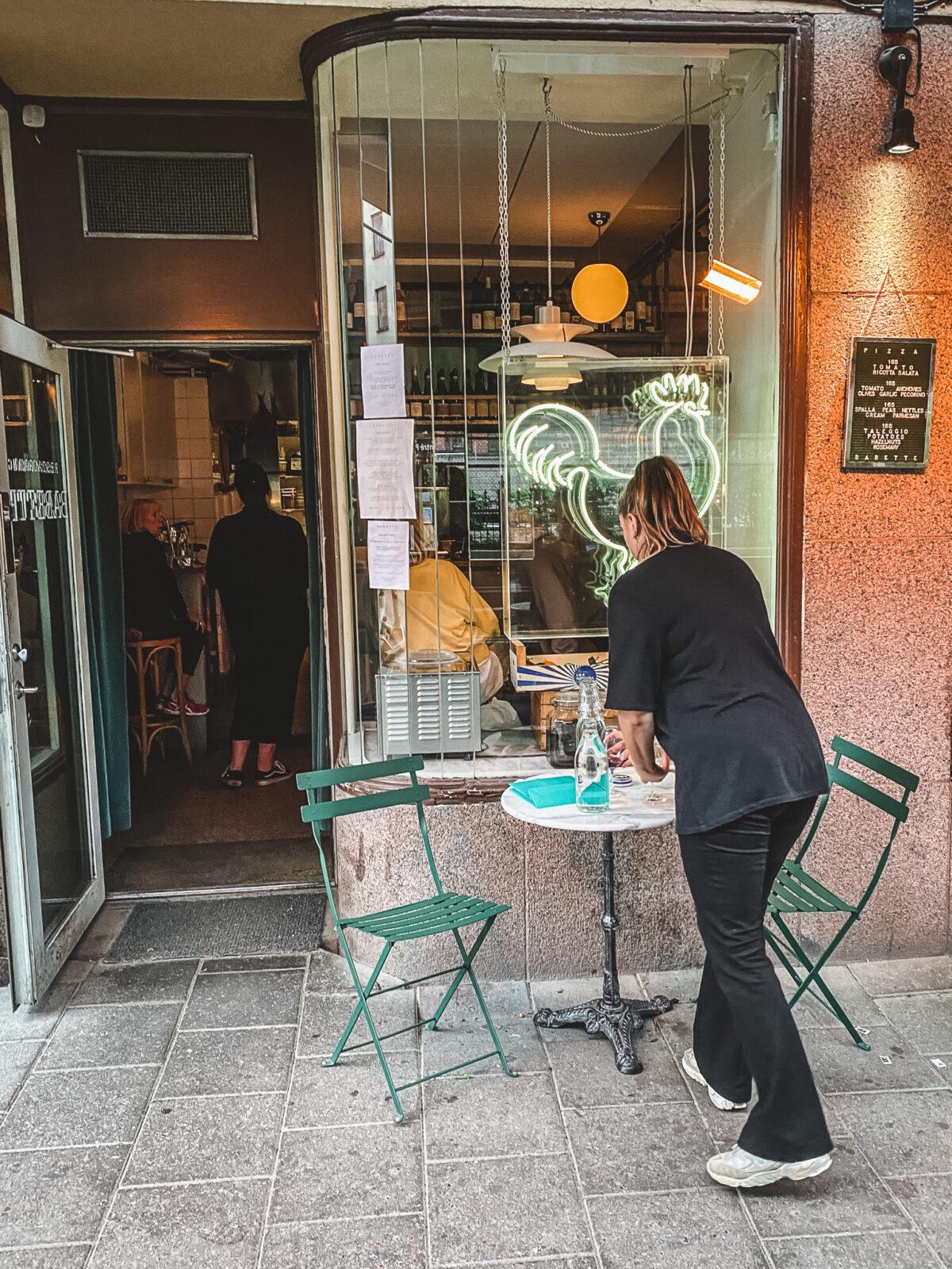 restaurang Babette